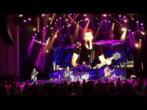 Nickelback This Afternoon  722017