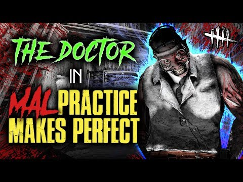 MALPRACTICE MAKES PERFECT! [#168] Dead by Daylight with HybridPanda