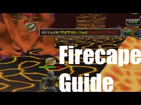 Runescape - Ultimate Fire Cape Guide (With Jad Sounds)