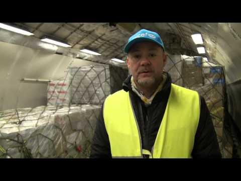 UNICEF Supply Emergency Response to Yemen Crisis