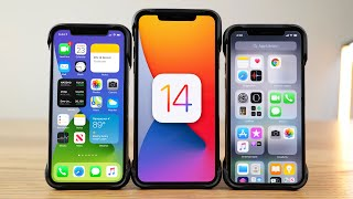 Top iOS 14 Features! What's New Review