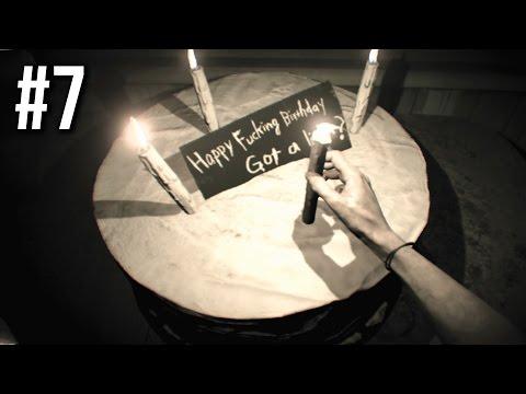 Resident Evil 7 Gameplay Walkthrough Part 7 - Happy Birthday! (no commentary)
