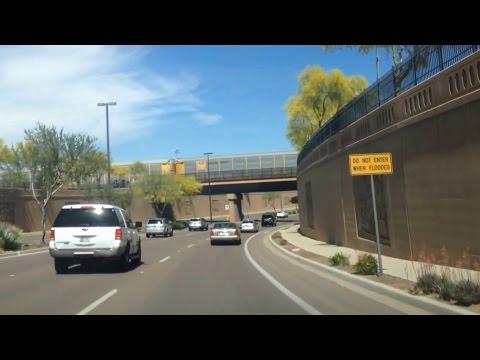 Driving in Gilbert, AZ