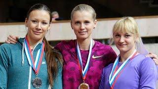 Чемпионат России по лёгкой атлетике в помещении. 17-19 февраля 2015 г.