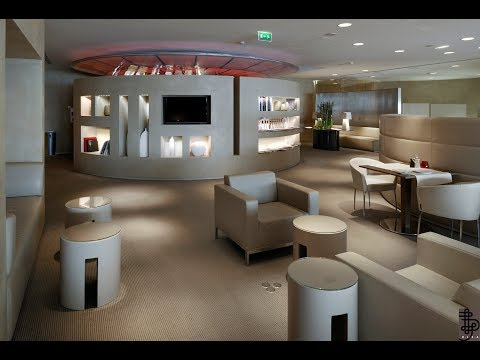 BEST AIRPORT Paris Charles de Gaul Airport Tour 2017 HD