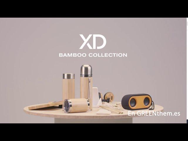 GREENthem - Colección productos de Bambú