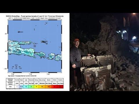 Berikut 5 Fakta Tentang Gempa 6,3 SR di Situbondo - 동영상