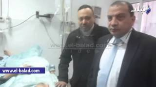 بالفيديو .. عميد طب بني سويف: أعلنا حالة الطوارئ لرعاية مصابى حادث 'الكريمات'