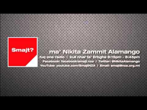 Smajt - Edward Scicluna 14/4/2013