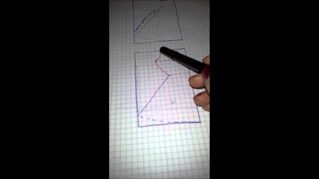 spesso Abito medievale tutorial - YouTube RU71