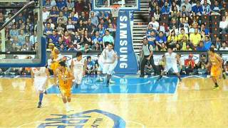 UAAP Basketball finals UST vs ADMU Oct 6, 2012