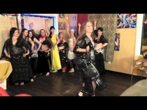 Nour El Ain Dance Company - *Setareh* I Java Hafla August 15th 2014