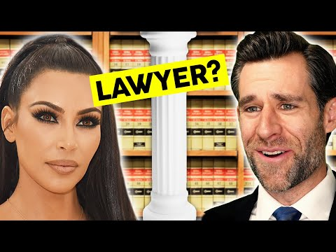 Kim Kardashian Attorney At Law??? (Real Law Review) // LegalEagle