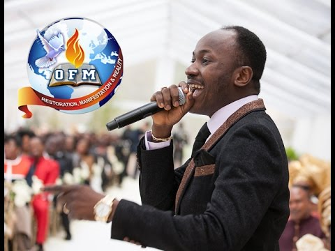 FIRE NIGHT LIVE with Apostle Johnson Suleman | Celebration TV | 25th November 2016