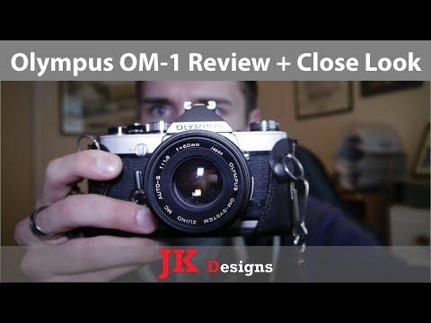 Jord Reviews | Olympus OM 1 + Other Vintage Cameras