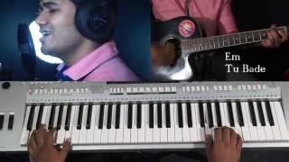 Tu Bade Main Ghatu guitar/keyboard chords Victor Benjamin