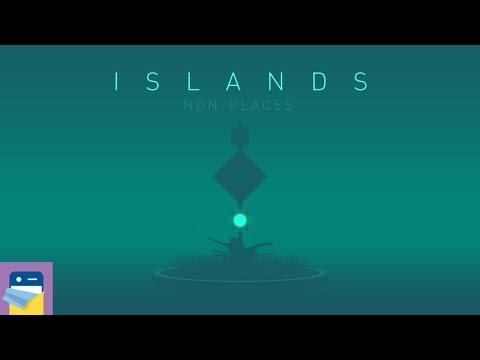 ISLANDS: Non-Places: iOS iPad Air 2 Gameplay & Complete Walkthrough (by Carl Burton)