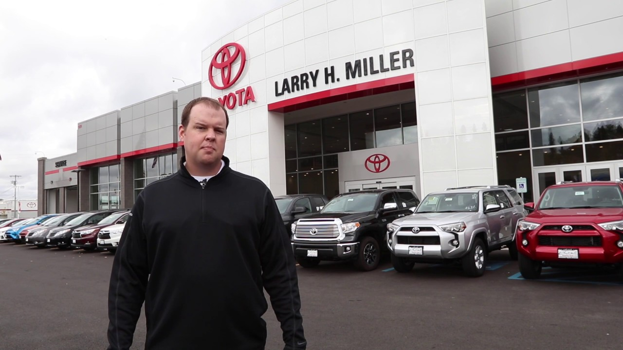 Superb Larry H. Miller Downtown Toyota Spokane Has A New Dealership | 1m. Version