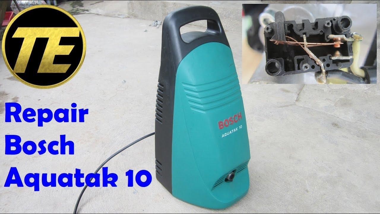 Repair Bosch Aquatak 10 Youtube