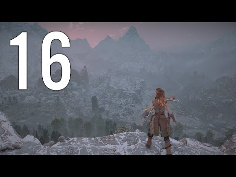 Let's Play Horizon Zero Dawn - Episode 16 - Relics Of The Past