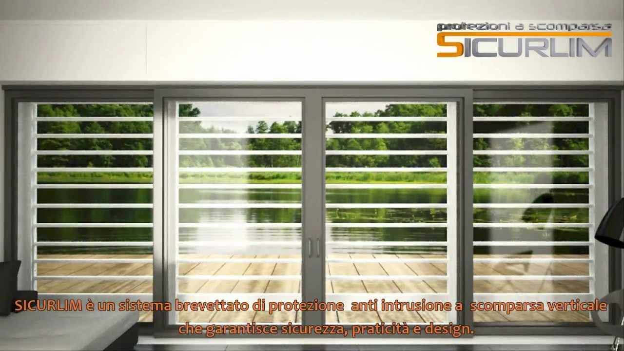 Sicurlim grate a scomparsa sicurezza e design per la tua - Grate per finestre a scomparsa ...