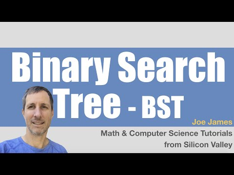 Binary Search Trees (BST) Explained in Animated Demo