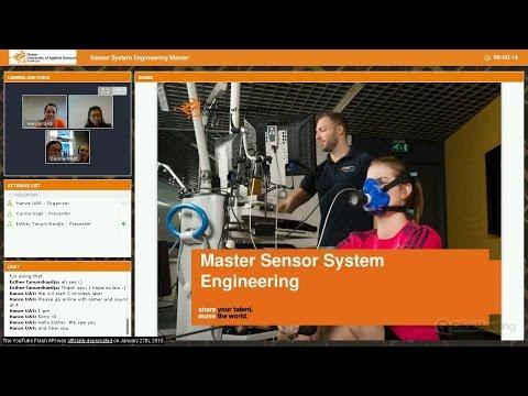 Hanze UAS | Sensor System Engineering | Webinar
