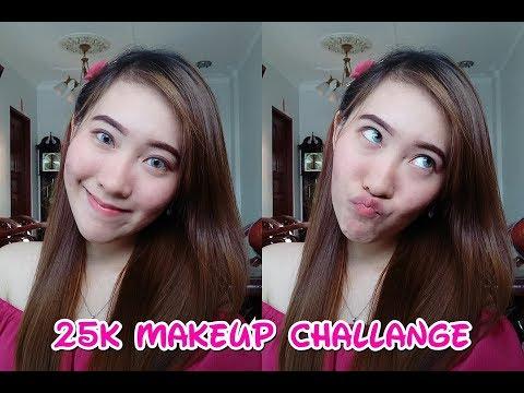 25rb-makeup-challange|-makeup-murah-dan-bagus-|-purbasari,-viva,-implora