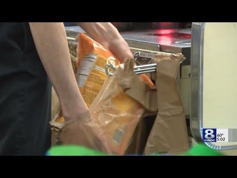 Deanna King - Wegmans Customers Can Swap Plastic Bags For Reusable Bags Saturday