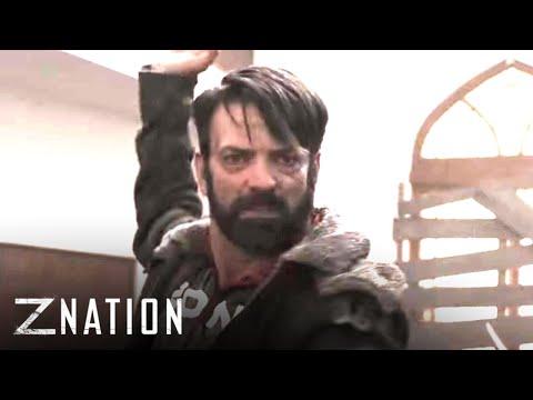 Z NATION | Season 4, Episode 8: All Zombie Kills | SYFY