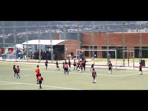 Caracas FC sub 12 vs Lara