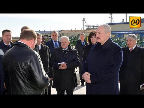 Александр Лукашенко: Не