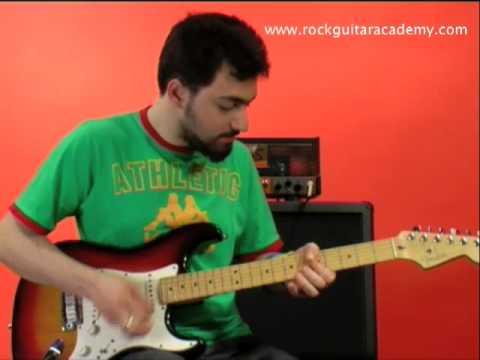 Matteo Ruggiero - Ritmiche funky nello stile di Jimmy Nolen