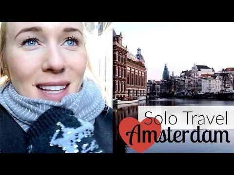TRAVEL DIARY: ALONE IN AMSTERDAM