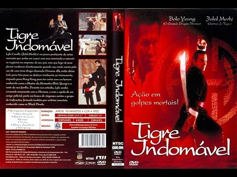 Trailer do filme Tigre Indomável