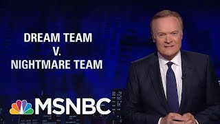 Lawrence: Donald Trump Has The Worst Lawyers Of Any President | The Last Word | MSNBC