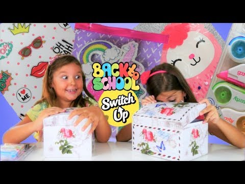 Back To School Switch Up CHALLENGE / ARIADNI STAR