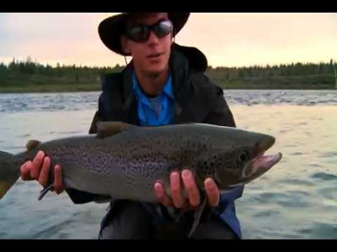 Salmon Fishing In Northern Quebec With Tyler Kapela