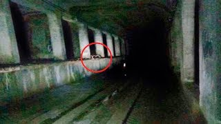 Most CREEPY Abandoned Tunnels Around The World!
