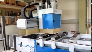 WEEKE WEEKE Optimat BHC 655 CNC Machining Center