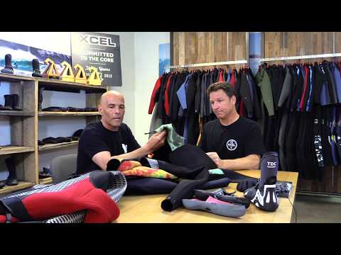 """Xcel Wetsuits """"Comp X & Drylock X"""" Review by Noel Salas EP. 51"""