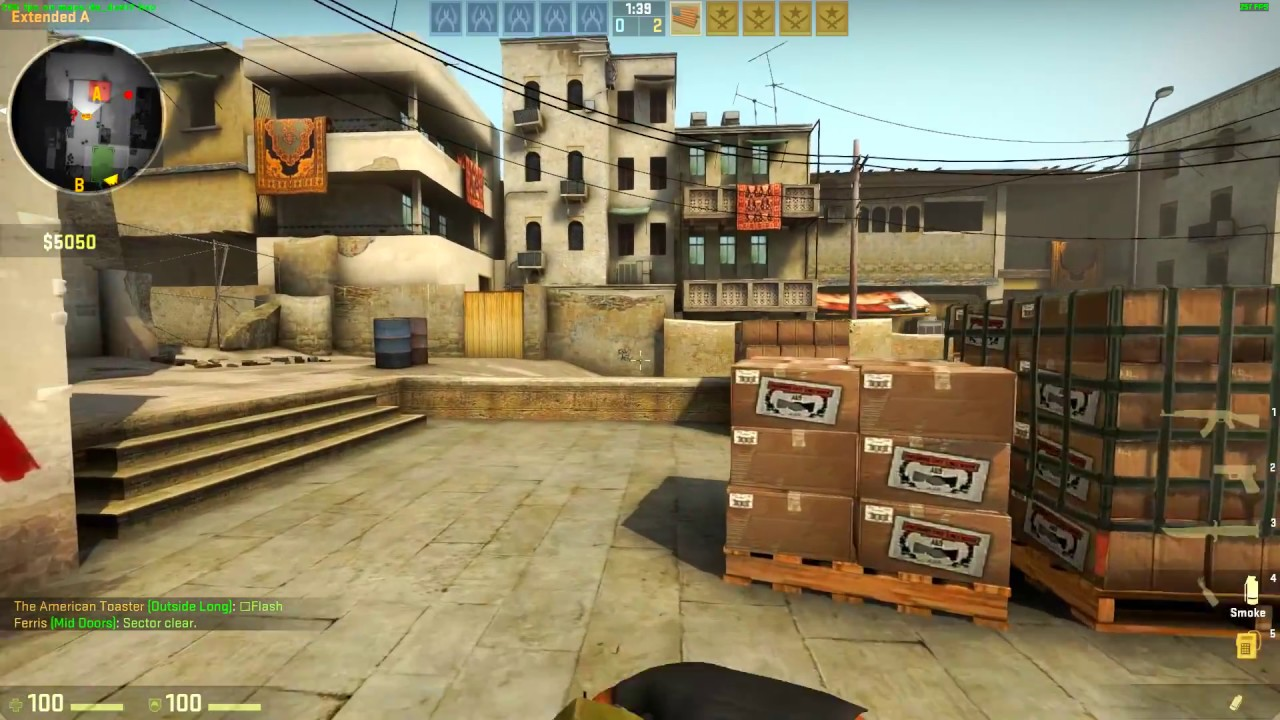 Counter Strike Global Offensive Demo Viewer 2017