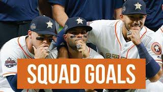 The Astros Infield Mixtape: Altuve, Bregman, Correa