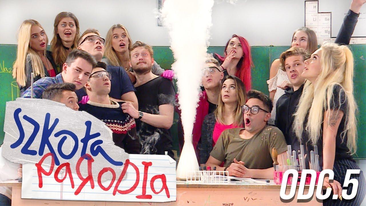 SZKOŁA PARODIA odc.5