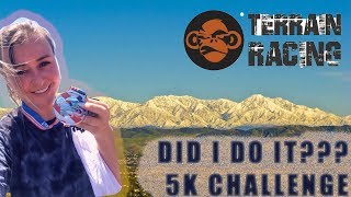 Terrain Race 2019 | 5K Personal Challenge | Did I finish???