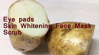 DIY skin whitening n Removes dark circles