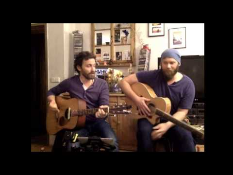 Jason Manns & Rob Benedict StageIt from Germany - YouTube