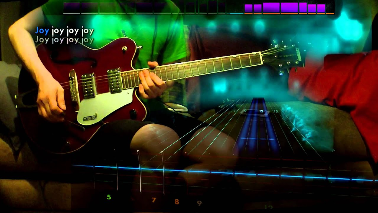rocksmith 2014 dlc guitar band of merrymakers joy to the world youtube. Black Bedroom Furniture Sets. Home Design Ideas