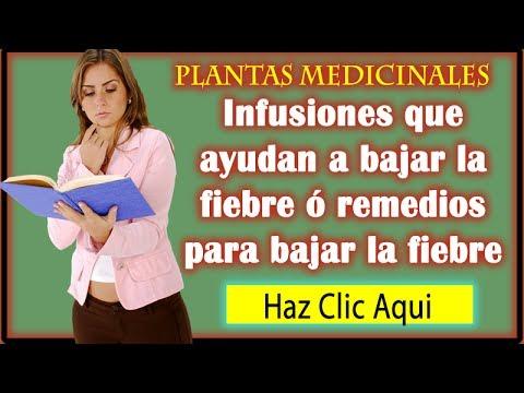Infusiones que ayudan a bajar la fiebre o remedios para - Como se quita el gotele ...