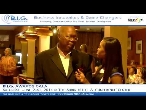 Roy Hastick -- CEO, Caribbean American Chamber of Commerce interviewed by Sudan Deane